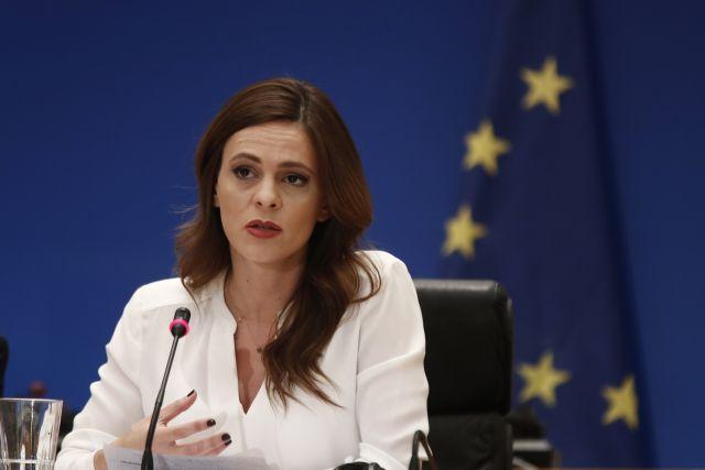 Αχτσιόγλου: Η ΝΔ θέτει τη χώρα εκτός ευρωπαϊκού κεκτημένου στα εργασιακά | tanea.gr