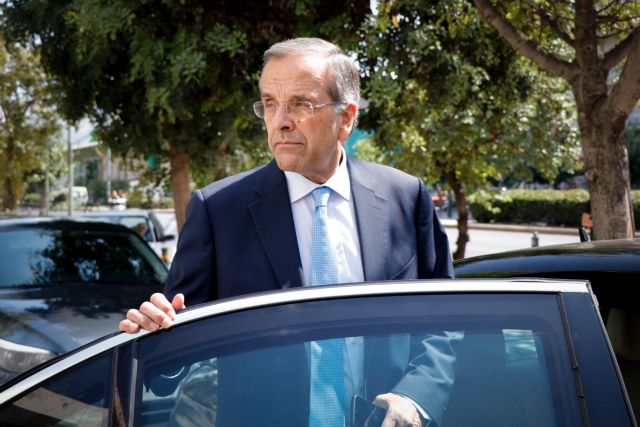Υπόθεση Novartis: Ο Σαμαράς κατονόμασε τον περίφημο «Ρασπούτιν» | tanea.gr