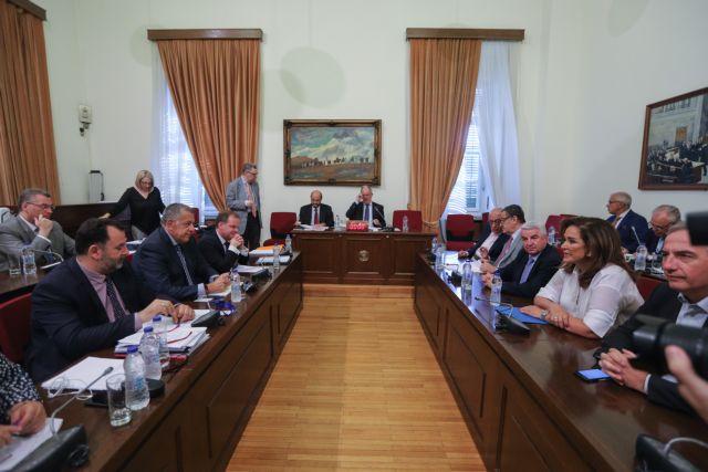 Βουλή: Σφοδρή κόντρα ΝΔ - ΣΥΡΙΖΑ για μετρό Θεσσαλονίκης και αρχαία | tanea.gr