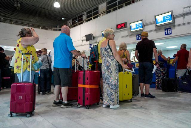 Τhomas Cook : 50.000 τουρίστες εγκλωβισμένοι στην Ελλάδα   tanea.gr