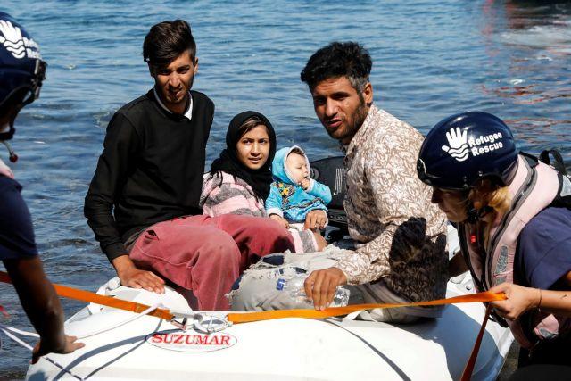 Ωρολογιακή βόμβα : Χιλιάδες μετανάστες στα νησιά | tanea.gr