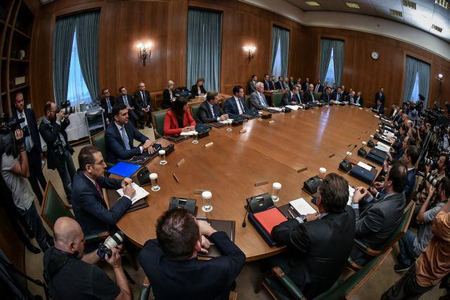 Συνεδριάζει τη Δευτέρα το Υπουργικό Συμβούλιο   tanea.gr