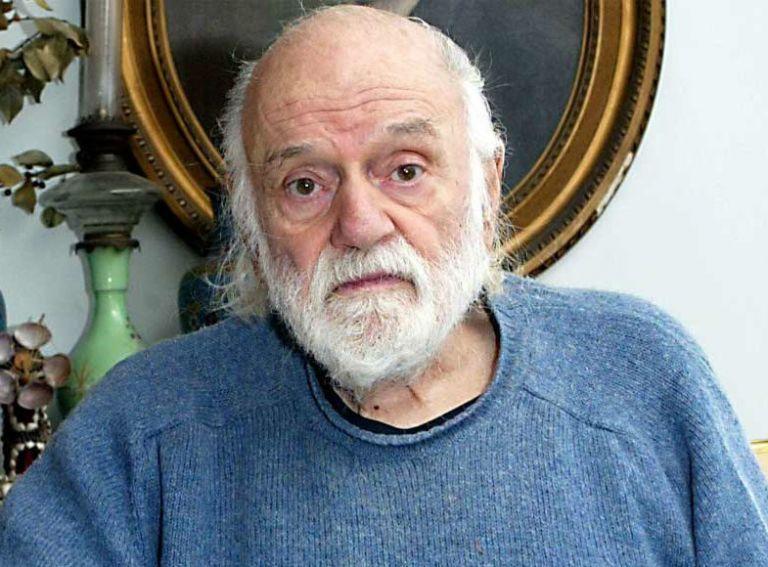 Πέθανε ο ποιητής Νάνος Βαλαωρίτης | tanea.gr