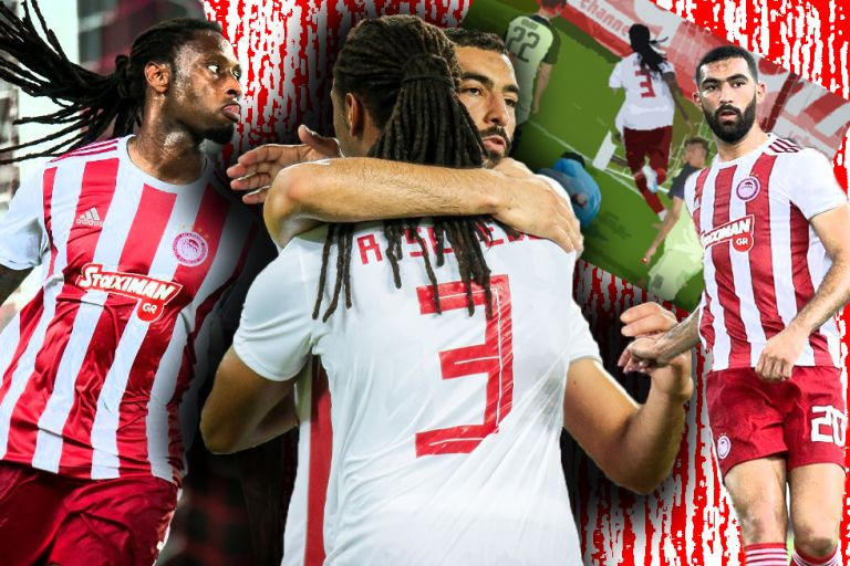 Την καλύτερη άμυνα των 32 ο Ολυμπιακός! | tanea.gr