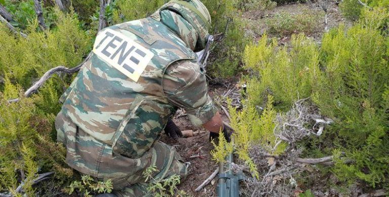 Βρέθηκε χειροβομβίδα στο Μενίδι- Επιχείρηση κλιμακίου του ΤΕΝΞ | tanea.gr