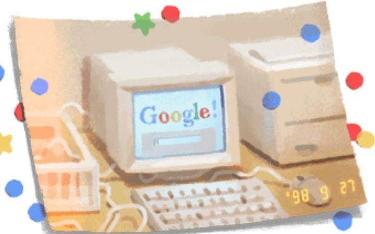 Η Google έγινε 21 ετών και γιορτάζει με ένα doodle | tanea.gr
