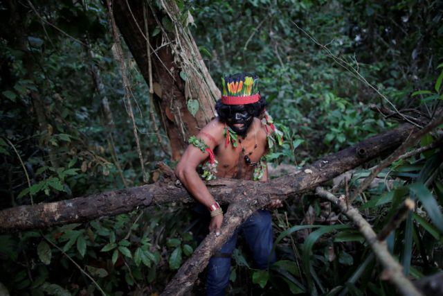 Εκταμίευση 500 εκατ. δολαρίων για την προστασία του Αμαζονίου   tanea.gr