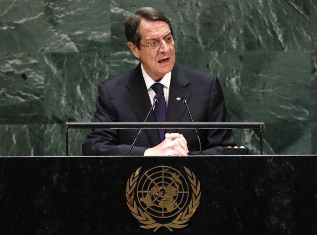 Κύπρος : Την ερχόμενη βδομάδα προσφεύγει στον ΟΗΕ για τις τουρκικές απειλές | tanea.gr