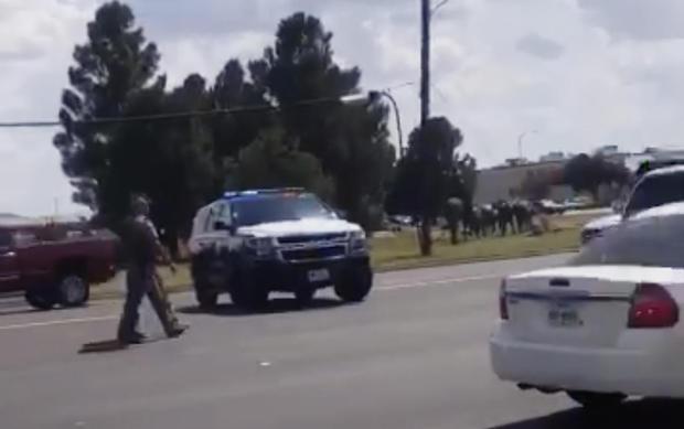 Τέξας: Νέο μακελειό με πέντε νεκρούς και 21 τραυματίες – Συγκλονιστικό βίντεο | tanea.gr