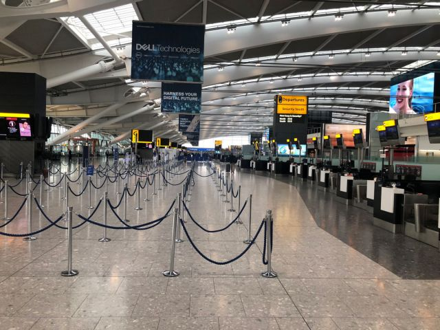 Δεύτερη ημέρα απεργίας των πιλότων της British Airways | tanea.gr
