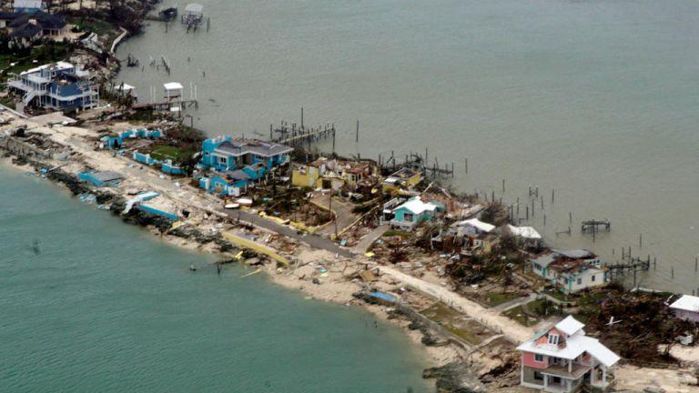 Τυφώνας Ντόριαν: Συνεχίζει το καταστροφικό έργο πλησιάζοντας τη Βόρεια Καρολίνα | tanea.gr