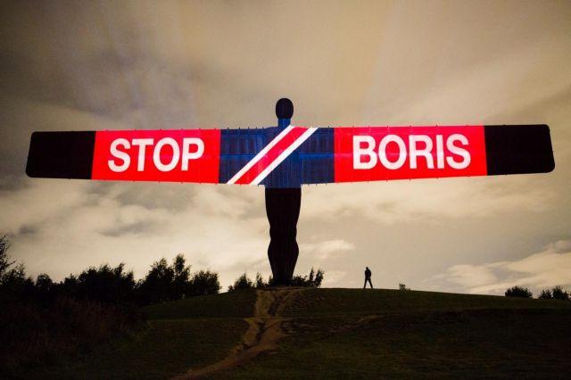 Κρίσιμη συνάντηση Μπόρις Τζόνσον – ΕΕ στο Λουξεμβούργο | tanea.gr
