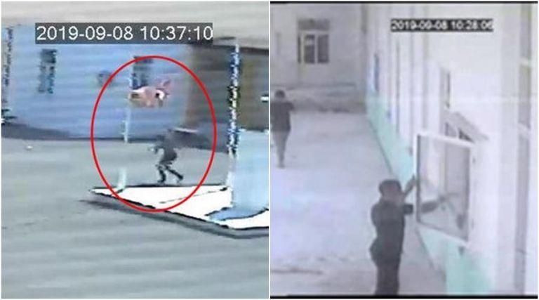 Βίντεο με 16χρονο Ελληνοκύπριο που κατεβάζει τουρκική σημαία από σχολείο στα Κατεχόμενα   tanea.gr
