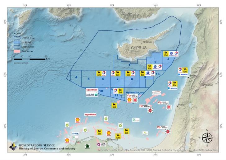 Κυπριακή ΑΟΖ: Επεσαν οι υπογραφές με την κοινοπραξία TOTAL-ENI για το τεμάχιο 7 | tanea.gr