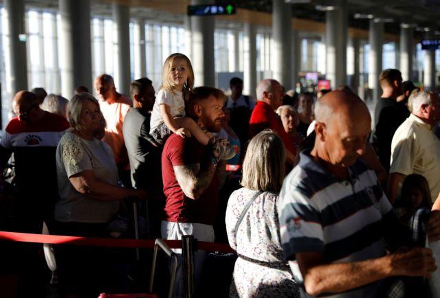 Thomas Cook : Εως 500 εκατ. ευρώ εκτιμάται η ζημιά στον ελληνικό τουρισμό   tanea.gr