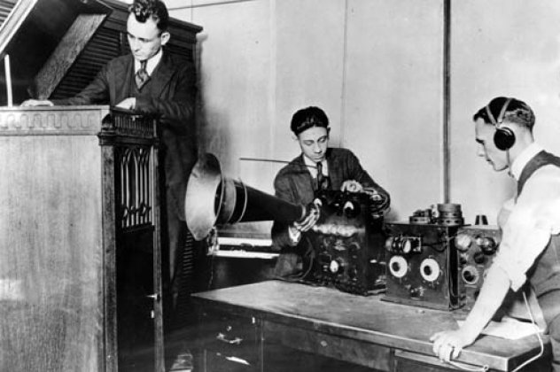 ΔΕΘ: Πώς το 1926 στήθηκε το πρώτο ραδιόφωνο των Βαλκανίων | tanea.gr