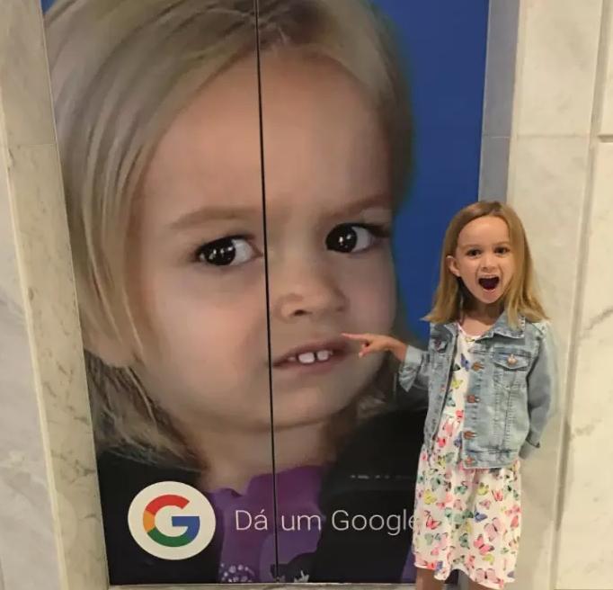 Η ιστορία του κοριτσιού πίσω από το πασίγνωστο meme | tanea.gr