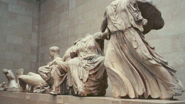 Βρετανικό Μουσείο στα «Νέα»: Θα σας δανείσουμε τα Γλυπτά μόνο αν αποδεχτείτε ότι μας ανήκουν   tanea.gr