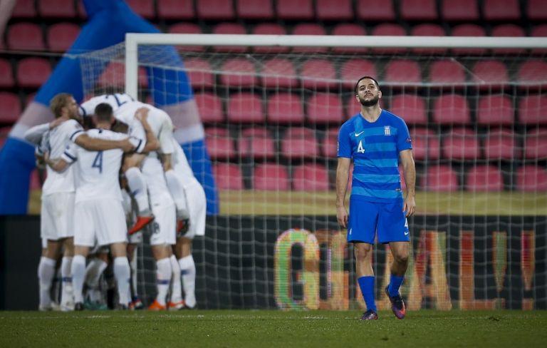 Εθνική Ελλάδας: Δεν «σταυρώνει» νίκη στη Φινλανδία | tanea.gr
