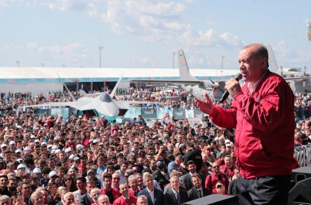 Νέες απειλές Ερντογάν για εισβολή στη Συρία | tanea.gr