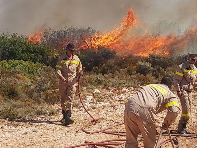Ζάκυνθος : Αγωνία για τις αναζωπυρώσεις στα μέτωπα | tanea.gr