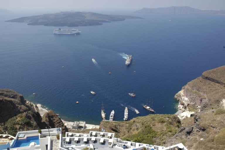Σαντορίνη : Σχέδια για υποθαλάσσιες γεωτρήσεις στην καλντέρα | tanea.gr