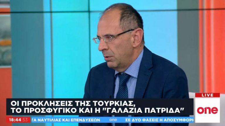 Γ. Γεραπετρίτης στο One Channel: Εφικτή και αποτελεσματική η εξέταση χορήγησης ασύλου σε δύο επίπεδα | tanea.gr