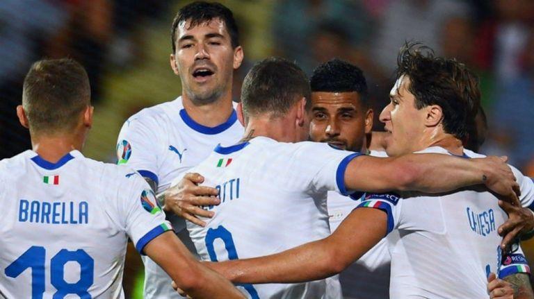 Αν και βρέθηκε πίσω στο σκορ η Ιταλία 3-1 στην Αρμενία | tanea.gr