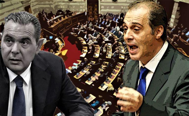 Ο Βελόπουλος διάδοχος του Καμμένου: Τα μικρά κόμματα ως «πιστόλια» | tanea.gr