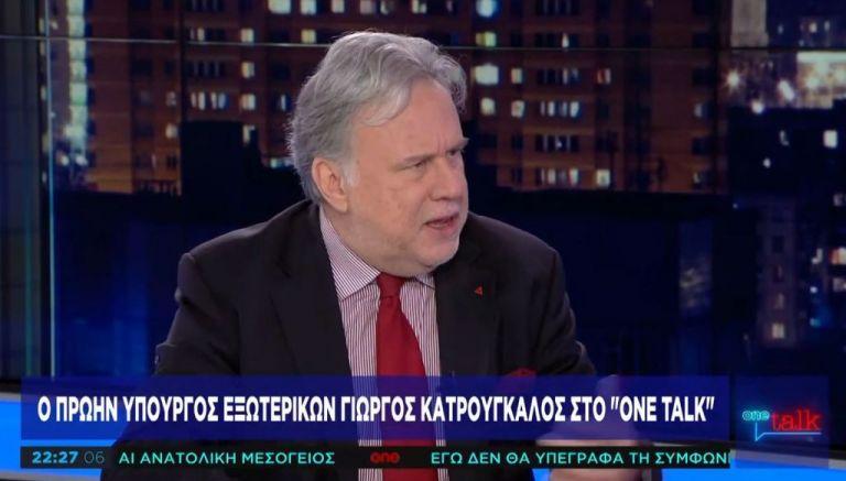 Γ. Κατρούγκαλος στο One Channel: Ο ΣΥΡΙΖΑ ήρθε στην εξουσία λόγω του ότι υπέφεραν οι άνθρωποι | tanea.gr
