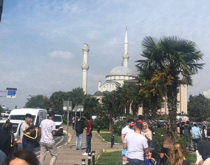 Ισχυρός σεισμός ταρακούνησε την Κωνσταντινούπολη | tanea.gr