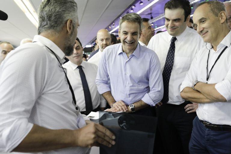 Μητσοτάκης: Αρχή επανάστασης ως προς την διαχείριση της πολιτιστικής κληρονομιάς | tanea.gr