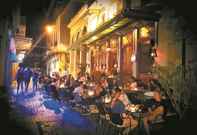 Kuko's the bar (Καλαμιώτου 4) | tanea.gr