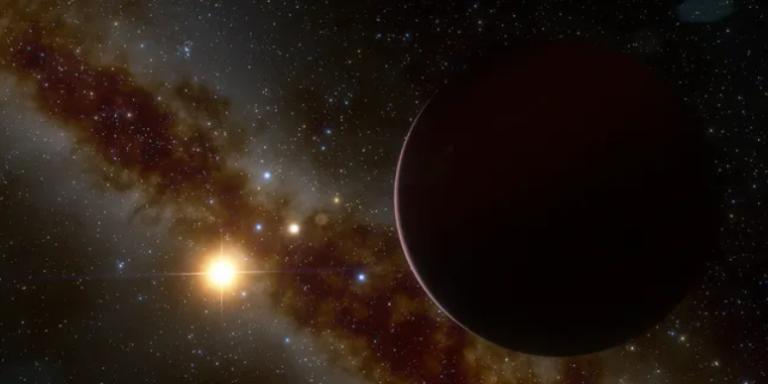 Ανακάλυψαν υπερμεγέθη εξωπλανήτη σε απόσταση 30 ετών φωτός από τη Γη | tanea.gr
