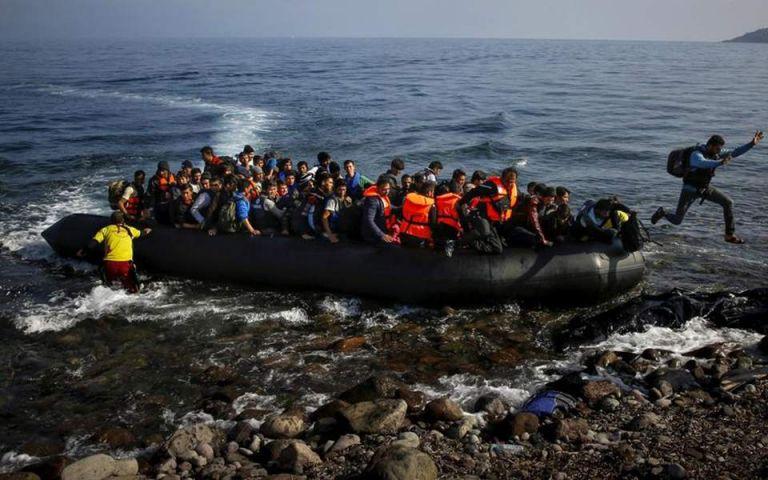 Περιορισμένες οι προσφυγικές ροές στο Αιγαίο λόγω θυελλωδών ανέμων | tanea.gr