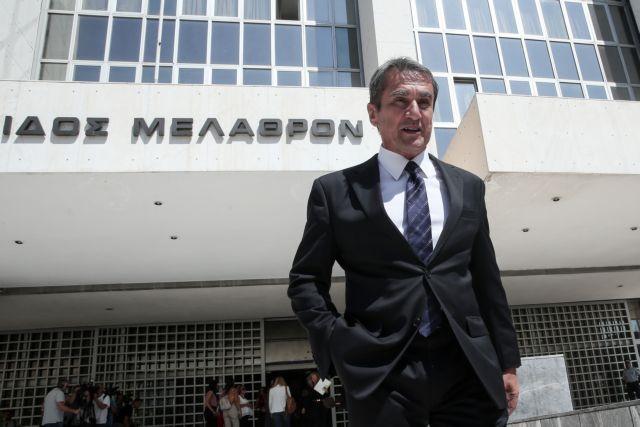 Στην αντεπίθεση ο Λοβέρδος - Κατέθεσε μήνυση κατά των εισαγγελέων για τη Novartis | tanea.gr