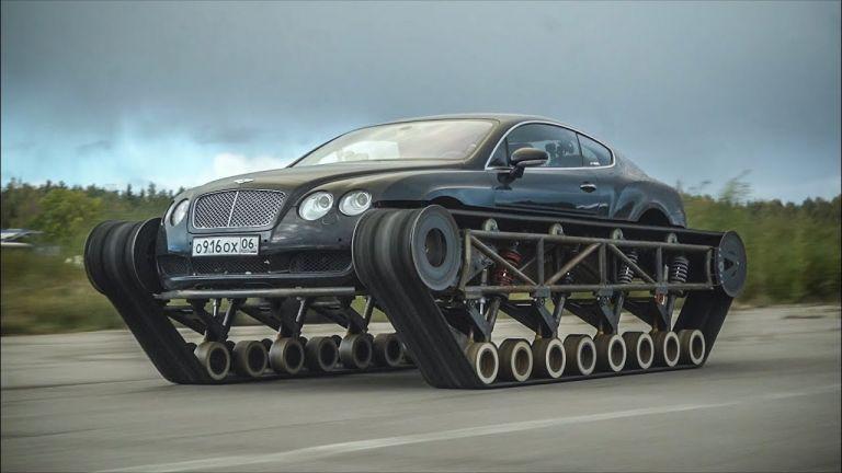 Μια χλιδάτη Bentley για τον στρατό | tanea.gr