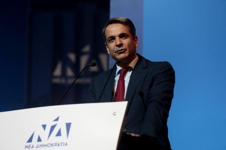Μητσοτάκης για capital controls: Η Ελλαδα επανακτά τις ελευθερίες της | tanea.gr