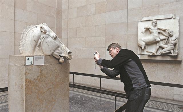 Το Βρετανικό Μουσείο απαντά μέσω των «ΝΕΩΝ»: «Θα εξετάσουμε το αίτημά σας μόνο εάν…»   tanea.gr