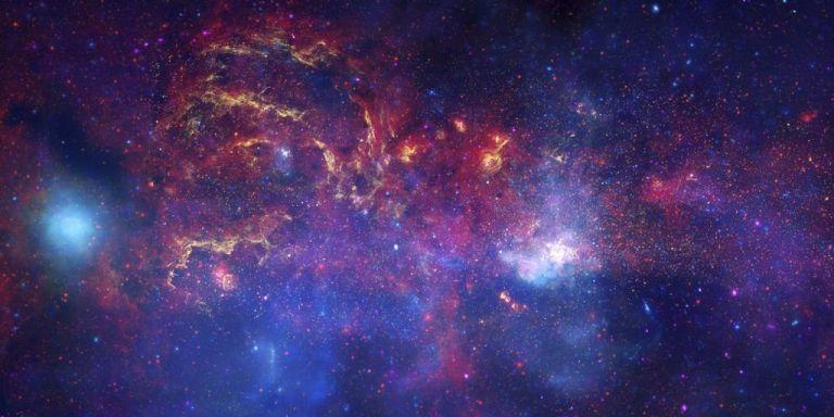 Ανακαλύφθηκαν γιγάντια «ραδιο-μπαλόνια» γύρω από το κέντρο του γαλαξία μας | tanea.gr