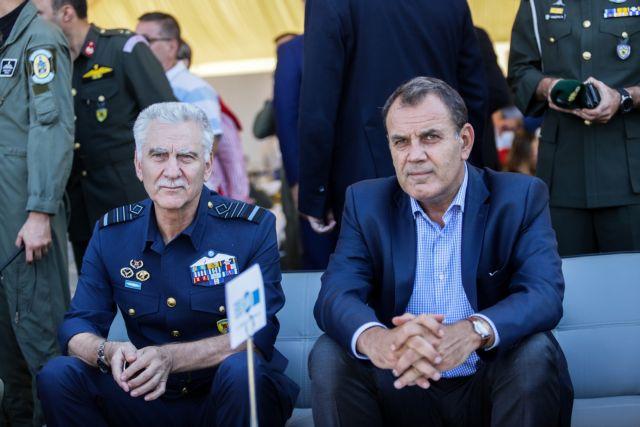 Παναγιωτόπουλος: Θα «σφραγιστεί» ο Έβρος, αυξημένα μέτρα στο Αιγαίο   tanea.gr