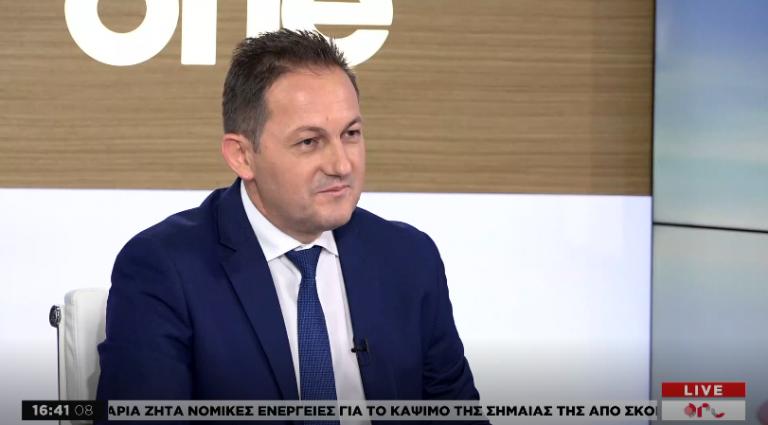 Στ. Πέτσας στο One Channel: Δεν αποκλείεται η κλοπή στη Λέρο να σχετίζεται με τρομοκρατία | tanea.gr