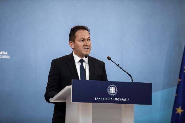 Πέτσας: Ανοιχτό το ενδεχόμενο συνάντησης Μητσοτάκη - Τραμπ | tanea.gr