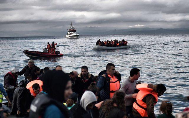 Προσφυγικό - μεταναστευτικό: Σε κατάσταση ασφυξίας ξανά τα νησιά από τις ροές | tanea.gr