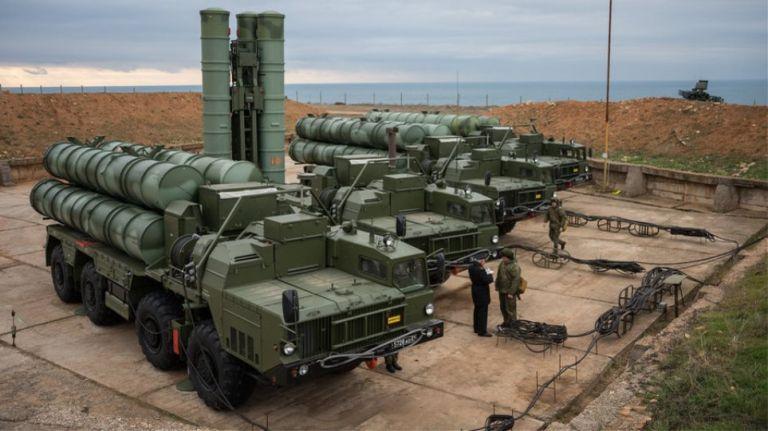 ΗΠΑ: Εξετάζουμε κυρώσεις στην Τουρκία για τους S-400 | tanea.gr