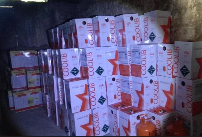 ΣΔΟΕ: Κατασχέθηκαν πάνω από 23 τόνοι φρέον από την Κίνα | tanea.gr