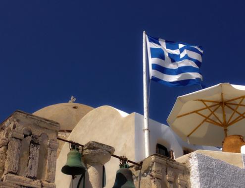 Η γαλανόλευκη, το ιερό εθνικό σύμβολο | tanea.gr