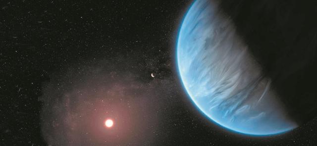 Ο Ελληνας που ανακάλυψε μια δεύτερη Γη | tanea.gr