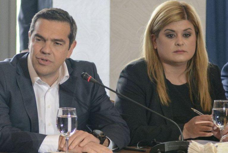 Χατζηγεωργίου: Από υφυπουργός ξανά μετακλητή στο γραφείο του Τσίπρα | tanea.gr