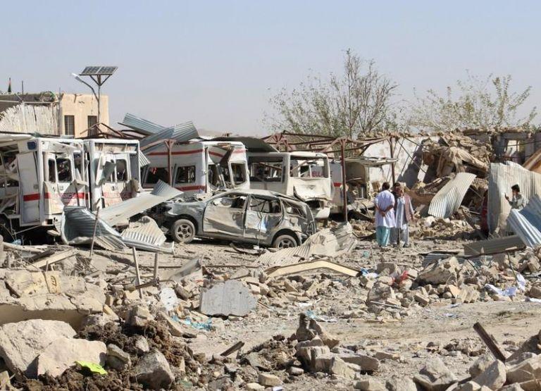 Αφγανιστάν: Στους 39 οι νεκροί από την επίθεση αυτοκτονίας | tanea.gr